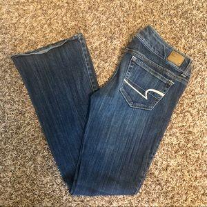 American Eagle AE Artist Jeans 6 Regular